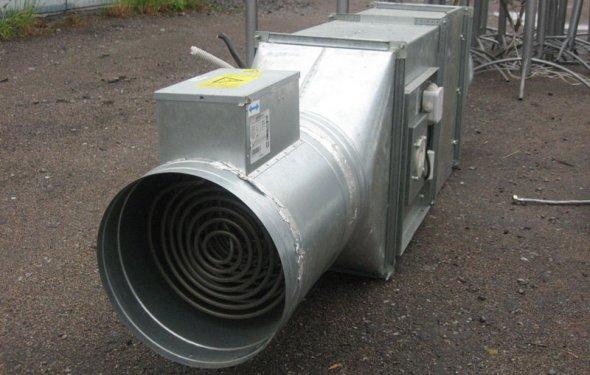 Приточно - вытяжная вентиляция