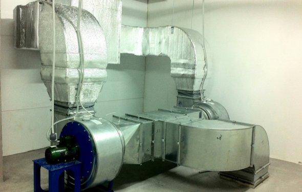 Монтажник систем вентиляции и